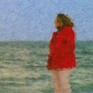 The Red Jacket and the Sea by Brian Gaynor
