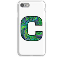 Letter C Doodle iPhone Case/Skin