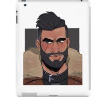 Elder Arthur Maxson iPad Case/Skin