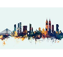 Mumbai Skyline India Bombay Photographic Print