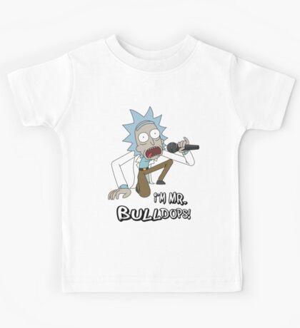 Rick and Morty – I'm Mr. Bulldops Kids Tee