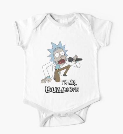 Rick and Morty – I'm Mr. Bulldops One Piece - Short Sleeve