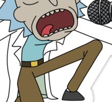 Rick and Morty – I'm Mr. Bulldops Sticker