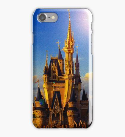 Castle of beauty iPhone Case/Skin