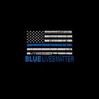 Blue Lives Matter by drquest
