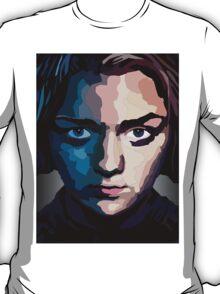 Game of Thrones - Arya Stark WPAP T-Shirt