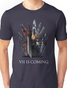 Final Fantasy and Game of Thrones mashup Unisex T-Shirt