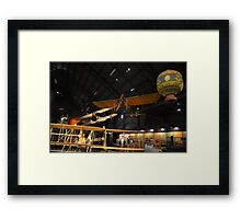 Wright Patterson Airforce Base Framed Print