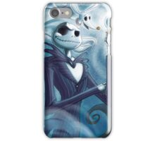 Skellington iPhone Case/Skin