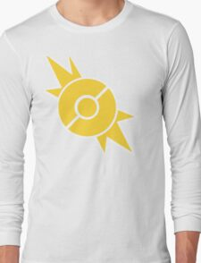 Team Instinct (yellow) Long Sleeve T-Shirt