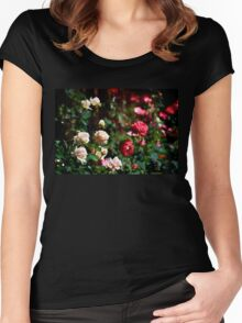 Rose 376 Women's Fitted Scoop T-Shirt