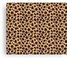 Cheetah Skin  Canvas Print