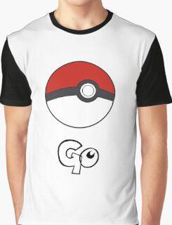Pokemon Go - Go Graphic T-Shirt