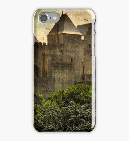 The Towers of Carcassonne iPhone Case/Skin