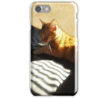 Big Stretch iPhone Case/Skin