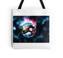 pokemon ball Tote Bag