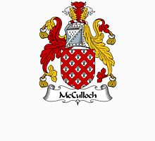 McCulloch Coat of Arms / McCulloch Family Crest Unisex T-Shirt