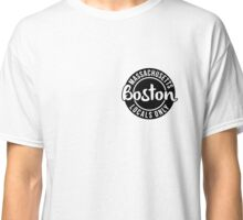 Boston Locals Only - Black Classic T-Shirt