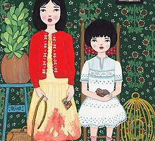 A Tale of Two Sisters 장화, 홍련 by Emma Hampton