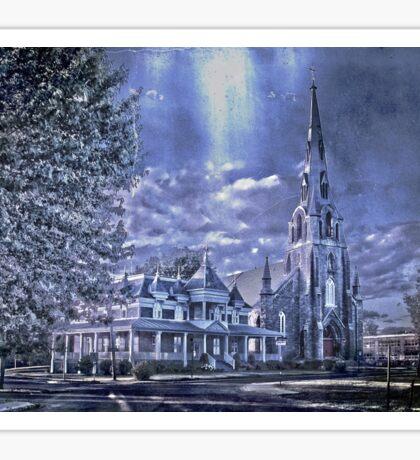 Sailor's Church Sticker