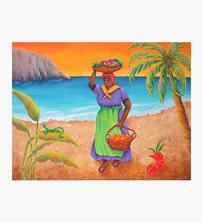Tropical Harvest Photographic Print