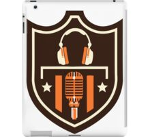Badge of Honer  iPad Case/Skin