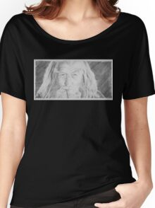 Gandalf the Grey Women's Relaxed Fit T-Shirt