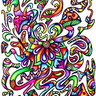Psychedelic Mind by ogfx