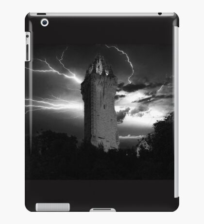 The Power Of Wallace iPad Case/Skin