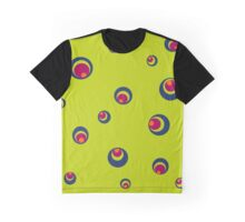 Colorful eyes Graphic T-Shirt