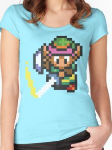 A Link To The Past Women's Fitted Scoop T-Shirt