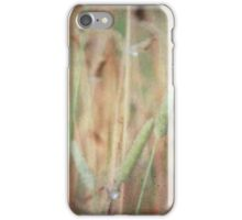 wild grasses 2 iPhone Case/Skin