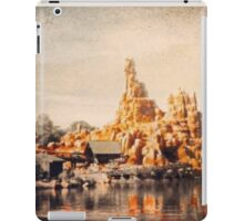 Big Thunder Mountain iPad Case/Skin