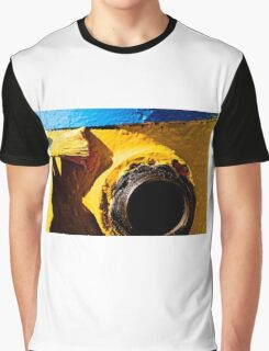 camera paint Graphic T-Shirt