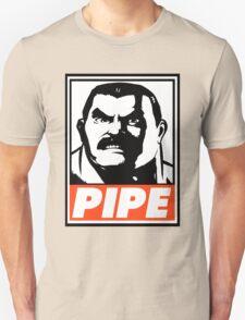 Haggar Pipe Obey Design Unisex T-Shirt