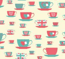 English Tea Sticker