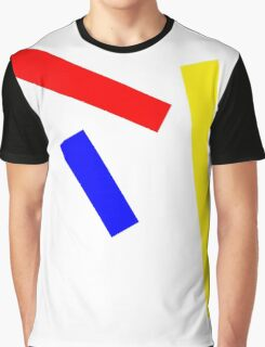 Abstract basic colors Graphic T-Shirt