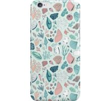 Colourful happy pattern for sea lovers! iPhone Case/Skin