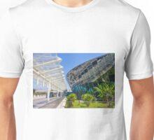 """Cote d'Azure"" Airport of Nice, FRANCE Unisex T-Shirt"