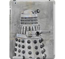 classic dalek study iPad Case/Skin