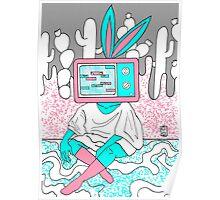 Rabbit Ear TV Poster