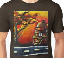 Beautiful Sunset Painting Unisex T-Shirt