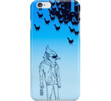 A Party of Jays.  iPhone Case/Skin