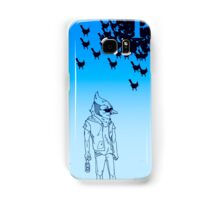 A Party of Jays.  Samsung Galaxy Case/Skin