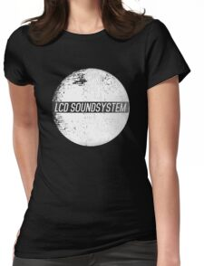 LCD Soundsystem Womens Fitted T-Shirt