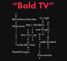 """Bold TV"" Unisex T-Shirt"