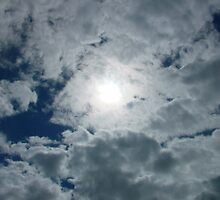 Sky, Sun, and Clouds by Richard Winskill