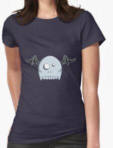 Halloween Monster 7 Womens Fitted T-Shirt