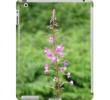 Tall Willow Herb iPad Case/Skin