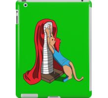 Thunder Scratch Cat iPad Case/Skin